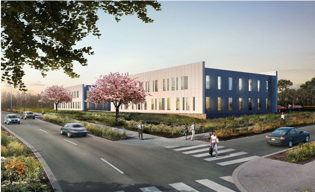 Le programme CAP Madrillet, solution d'hébergement pour les entreprises près de Rouen