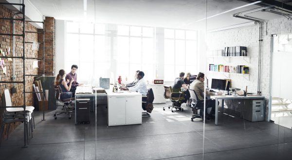 La Filature, espace de coworking conçu par Rodolphe Durand