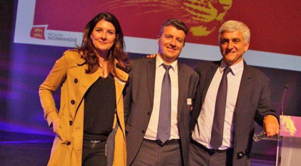Trophée de l'Economie Normande remporté par ONIP