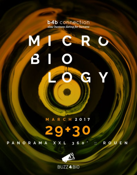 affiche B4B Microbiology rouen