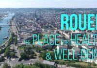 Le pôle Rouen Innovation Santé fait sa promo en images