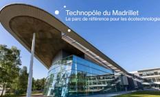 le Technopôle du Madrillet en images