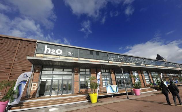h2o, l'espace des sciences à rouen-JF-LANGE