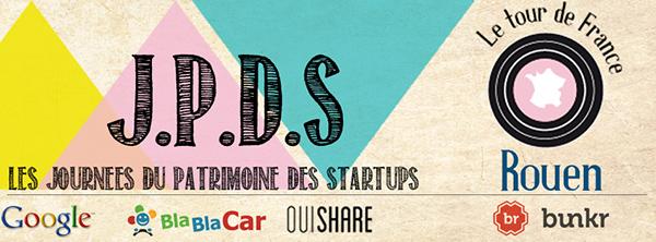 Les journées du patrimoine des start-up s'organise à Rouen
