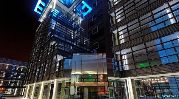 Le groupe MDI Technologies s'est installé dans l'immeuble Vauban au coeur du quartier d'affaires Luciline à Rouen