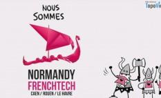 Normandy FrenchTech – Vidéo dessinée par TopoVideo