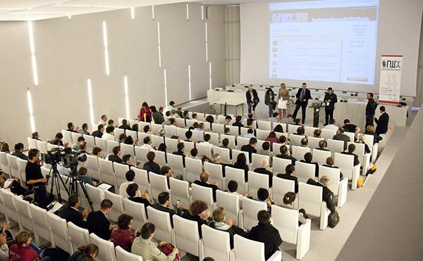 La conférence annuelle #NWX se déroule à Rouen et est dédiée au webmarketing