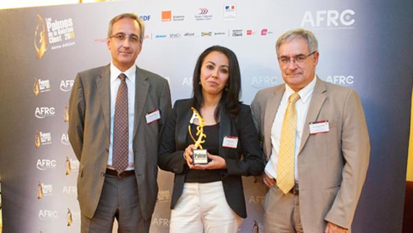 Le club d'ARC reçoit la palme AFRC