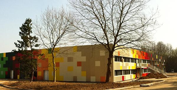 Pixels, nouveau bâtiment dédié au mixte-artisanal disponible sur La CREA