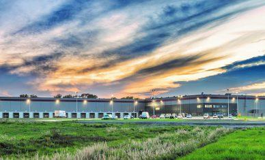 Plus de 60 000 m² de nouveaux entrepôts logistiques sur le Port de ROUEN