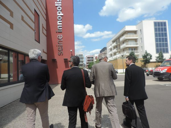 Rouen normandy invest intensifie ses liens avec cleveland - Chambre de commerce franco americaine ...