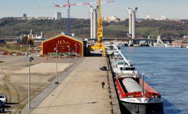 Nouvel appel à Projets pour les Quais de Seine à Rouen