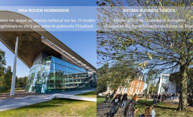Deux écoles de la métropole rouennaise classées parmi les meilleures