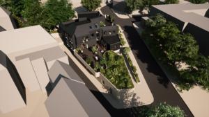 Les Terrasses Saint-Vivien à Rouen