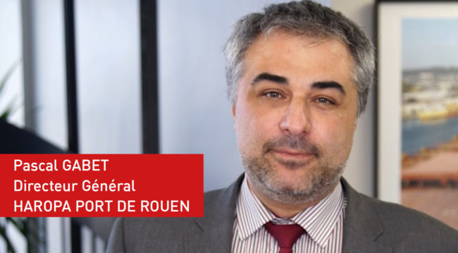 Rouen, ideal economic location in France