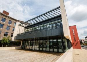 Seine Innopolis, pépinière dédiée aux activités numériques à Rouen