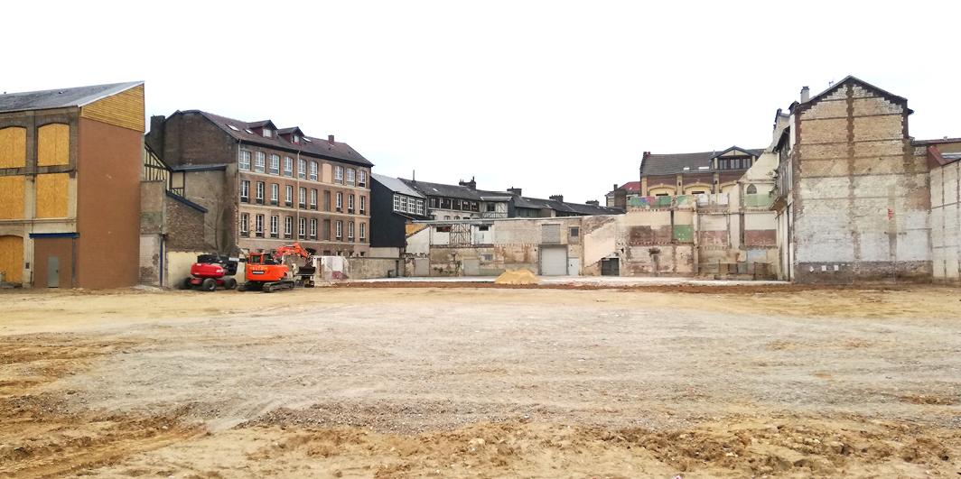 Appel à projets : reconversion site industriel à Elbeuf
