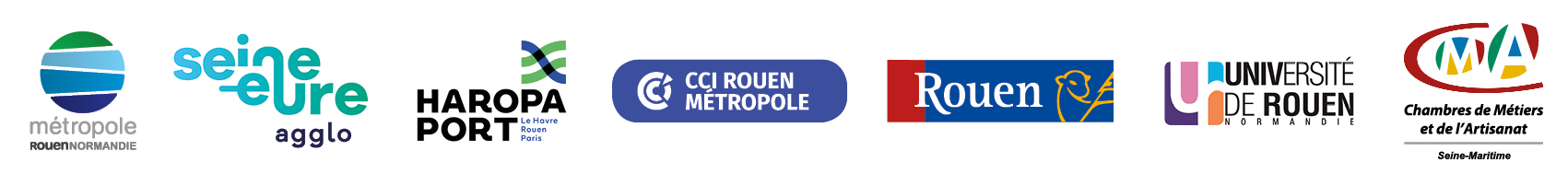 Rouen Normandy Invest : 7 membres institutionnels