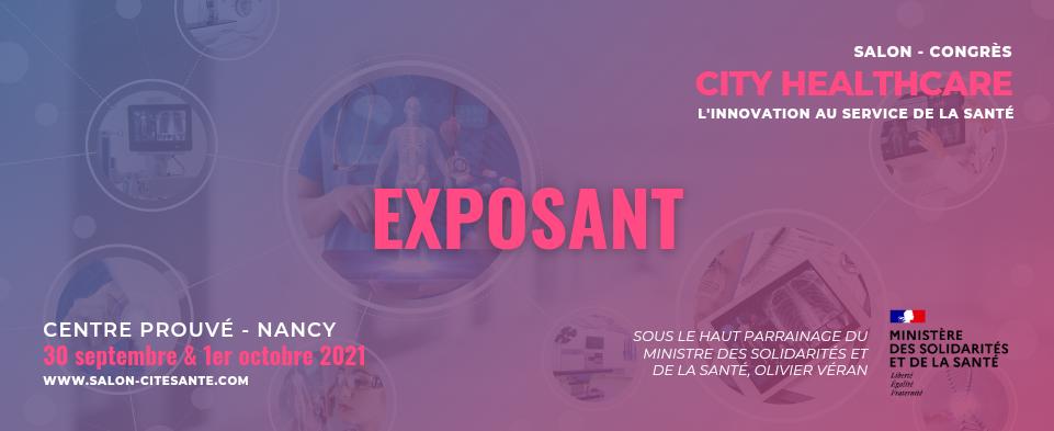 Rouen Normandy Invest au City HealthCare 2021
