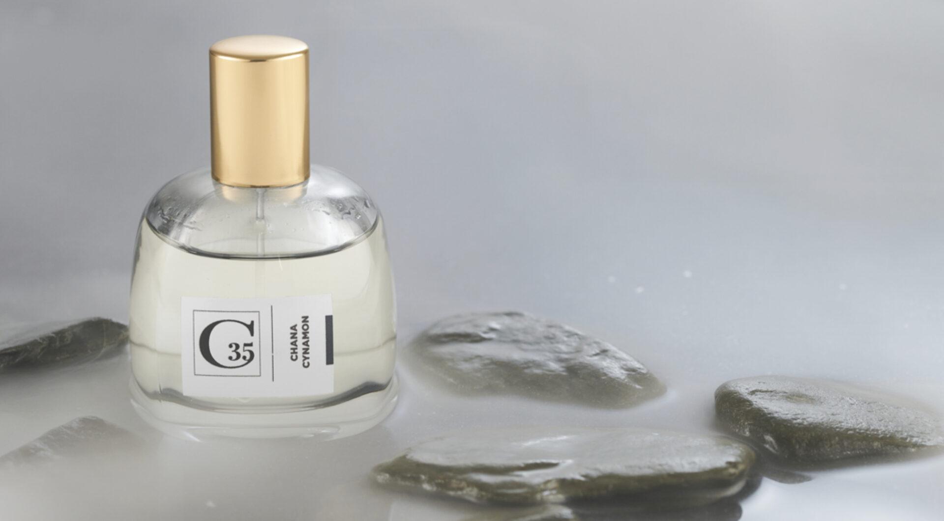 Un parfum Made in Normandie, finaliste de Beautyworld Middle East 2021 !