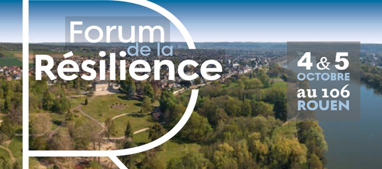 Forum de la Résilience à Rouen - 2021