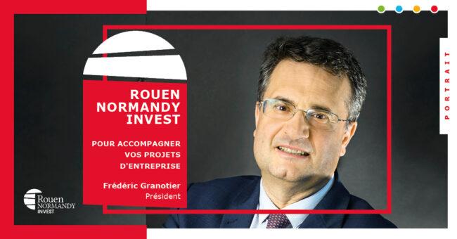 Rouen Normandy Invest, pour accompagner vos projets d'entreprise !