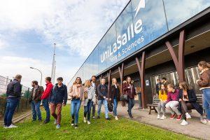 UniLaSalle, pôle d'enseignement supérieur de référence nationale et internationale dans les Sciences de la Terre, du Vivant et de l'Environnement.