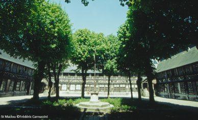 Un appel à projets pour la réhabilitation de l'Aître Saint-Maclou