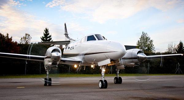 Air Perspective, service d'aviation d'affaire à Rouen