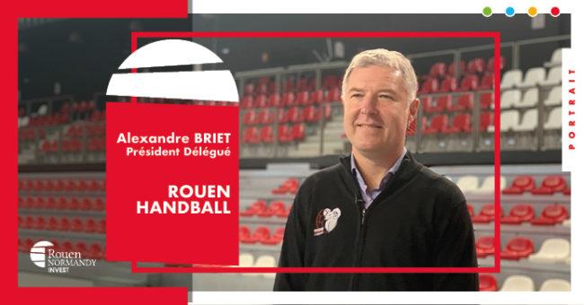 Rouen Handball, le sport au service de l'attractivité rouennaise