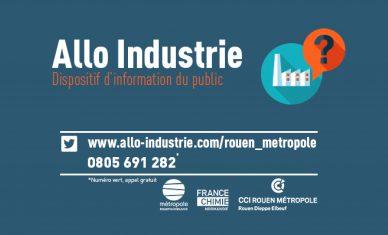 Allo Industrie : un dispositif pour savoir ce qui se passe…