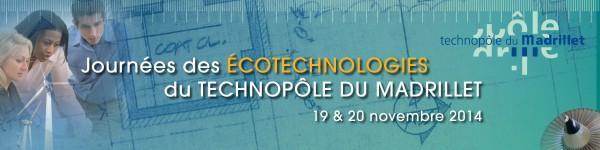 Journées des Ecotechnologies du Technopôle du Madrillet