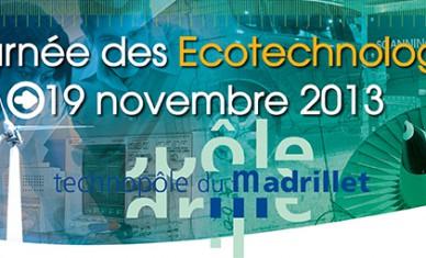 Journée des Écotechnologies