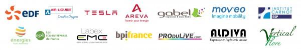 Partenaires Journées des Ecotechnologies 2014