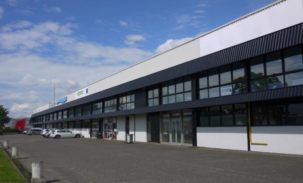 Entrepôt - showroom à louer au Sud de Rouen