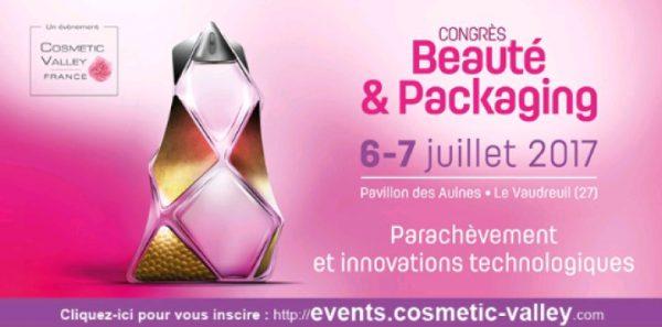 Congrès Beauté et Packaging Le Vaudreuil 2017