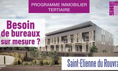 Bureaux du Madrillet, vos bureaux sur-mesure au Sud de Rouen