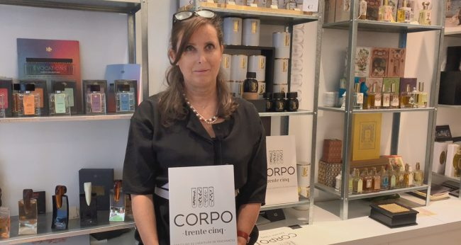 Interview de Cécile VIALLA, fondatrice de Maison de Parfums Berry