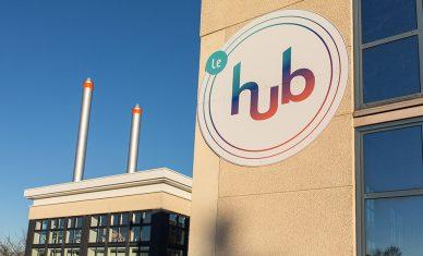 Le HUB 4.0 : pépinière dédiée au numérique et à l'industrie