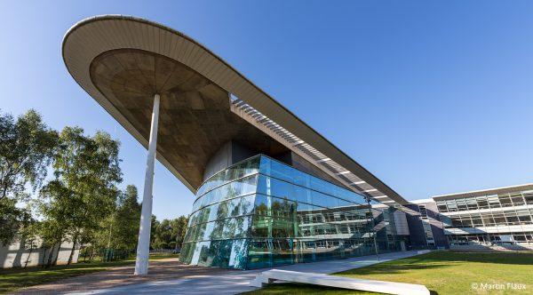 Campus Madrillet Insa Rouen