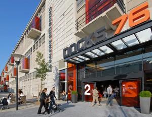 Centre commercial Docks76 Rouen