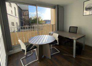 Coworking - Bureaux : centre d'affaires Alfa à Rouen