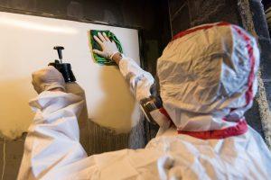 Nüwa, entreprise spécialisée dans le nettoyage et la rénovation des bâtiments après sinistre, la décontamination et la détection de fuites