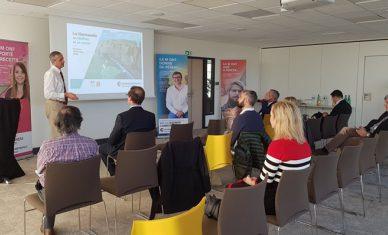 Jumelage Rouen – Cleveland : Une délégation US pour renforcer les projets économiques