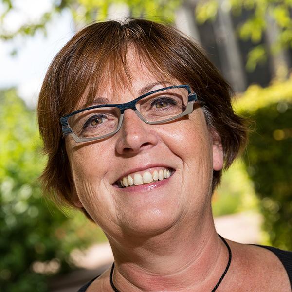 Diane Blouin, en charge de l'accueil Mobilité Professionnelle