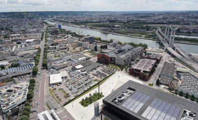 #COVID : le «PLUS» de la Métropole Rouen Normandie