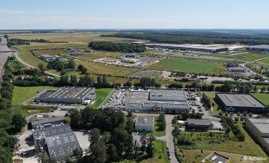 Un succès de commercialisation pour les parcs d'activités ECOPARC II & III