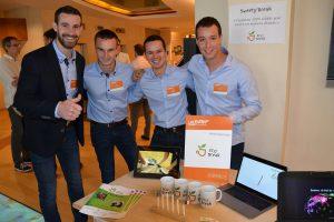 Challenge réussi pour 4 étudiants du Campus UniLaSalle de Rouen
