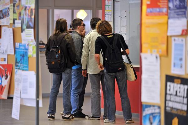 Etudiants Rouen