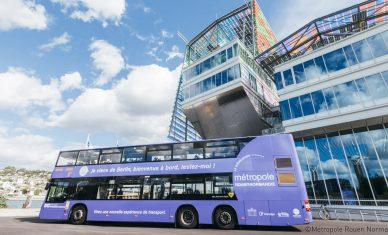A Rouen, une nouvelle expérimentation de mobilité…